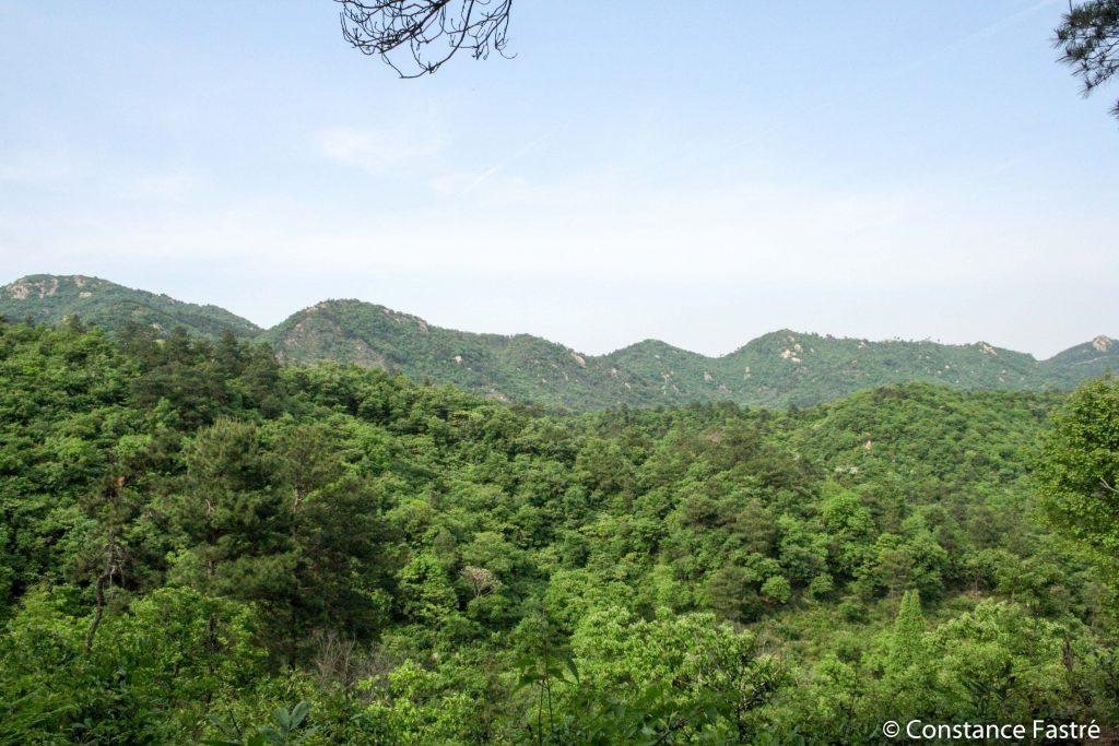Dabie Shan mountains